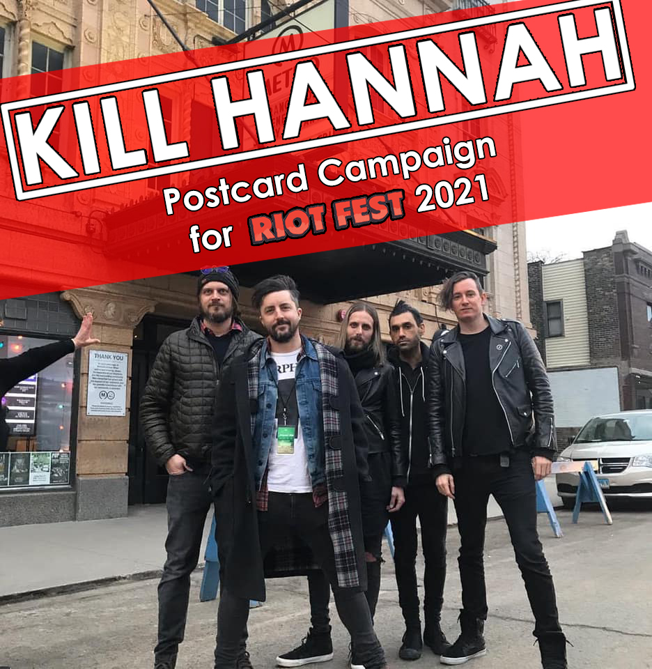 Kill Hannah REUNION 2021